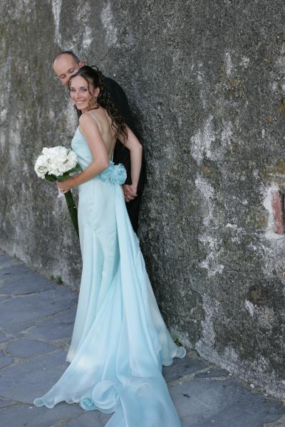 Trucco Matrimonio Abito Azzurro : Mughy home